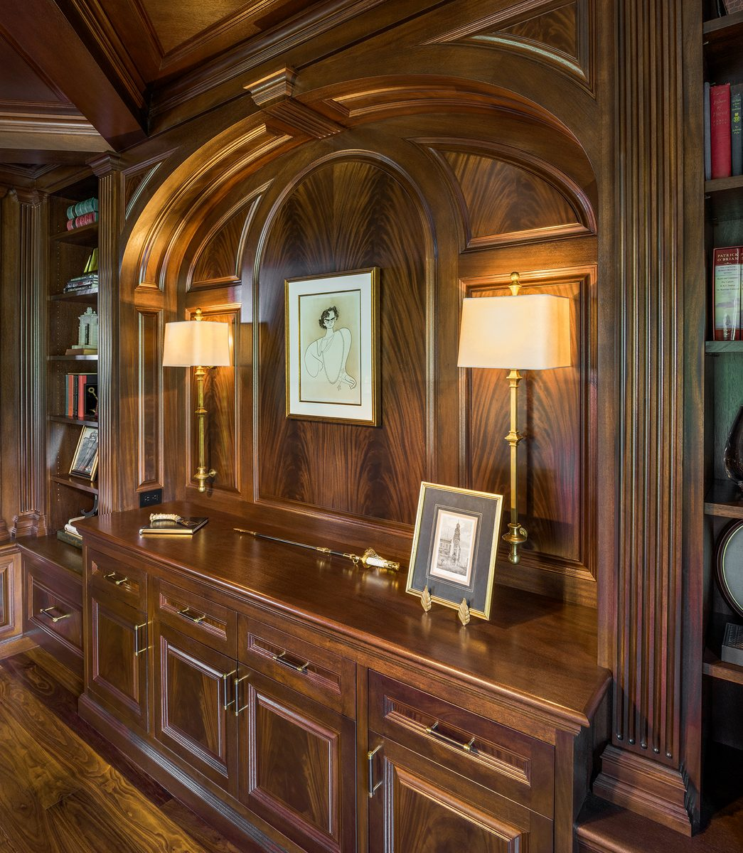 Millwork and Woodworking Photography