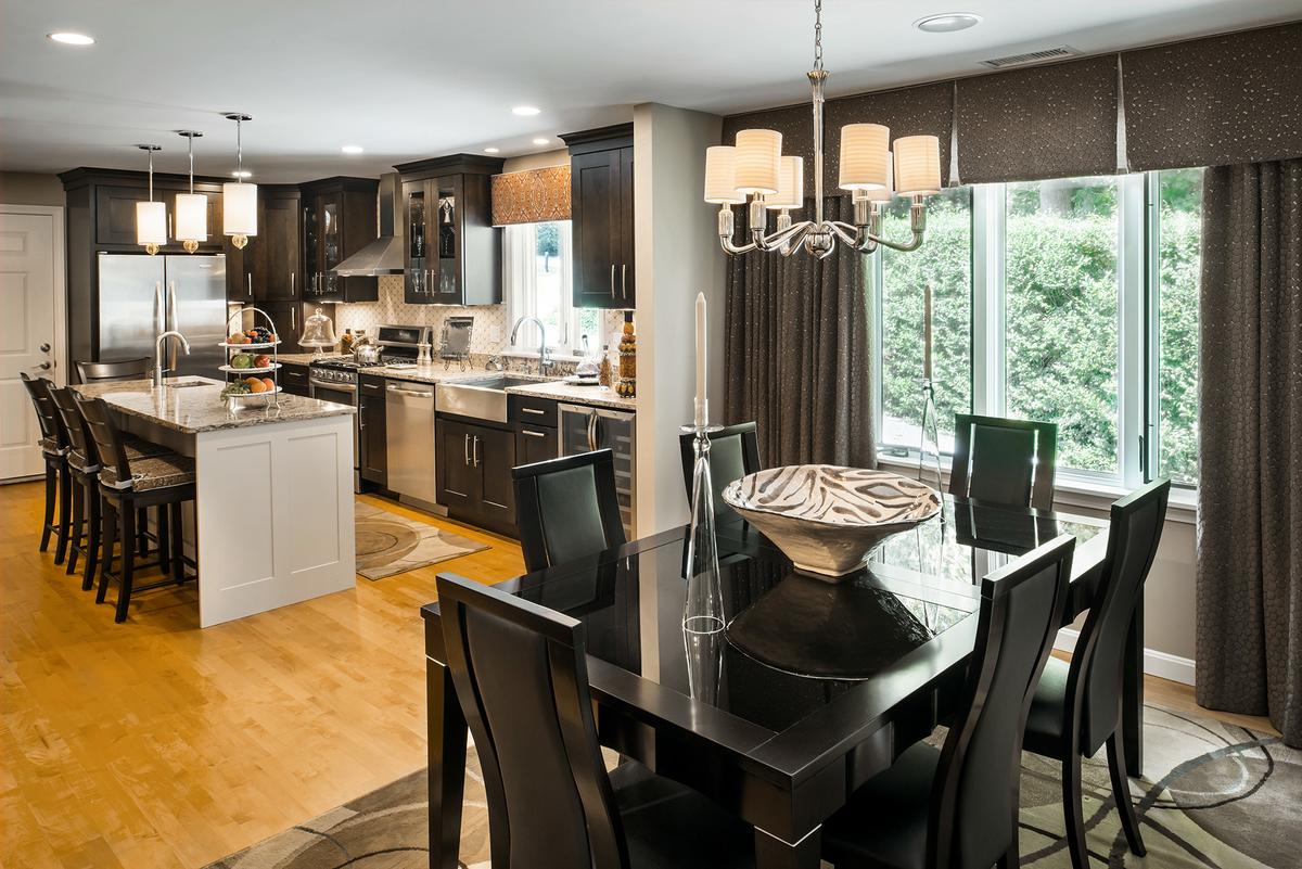 Kitchens Design Photography