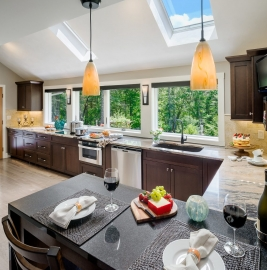 Kitchen Design Photography | Aaron Usher III Photography